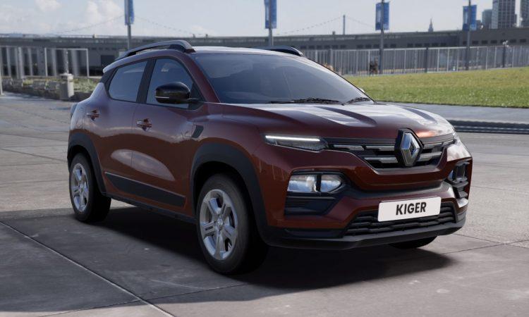 Renault Kiger RXT [divulgação]