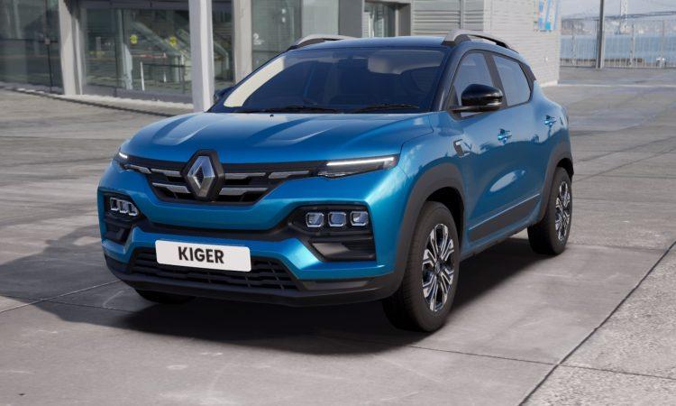 Renault Kiger RXZ [divulgação]