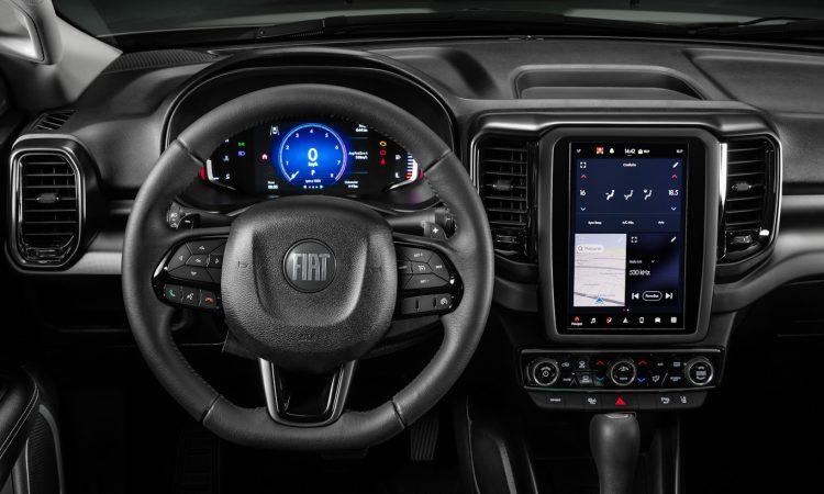Fiat Toro Ultra 2022 [divulgação]