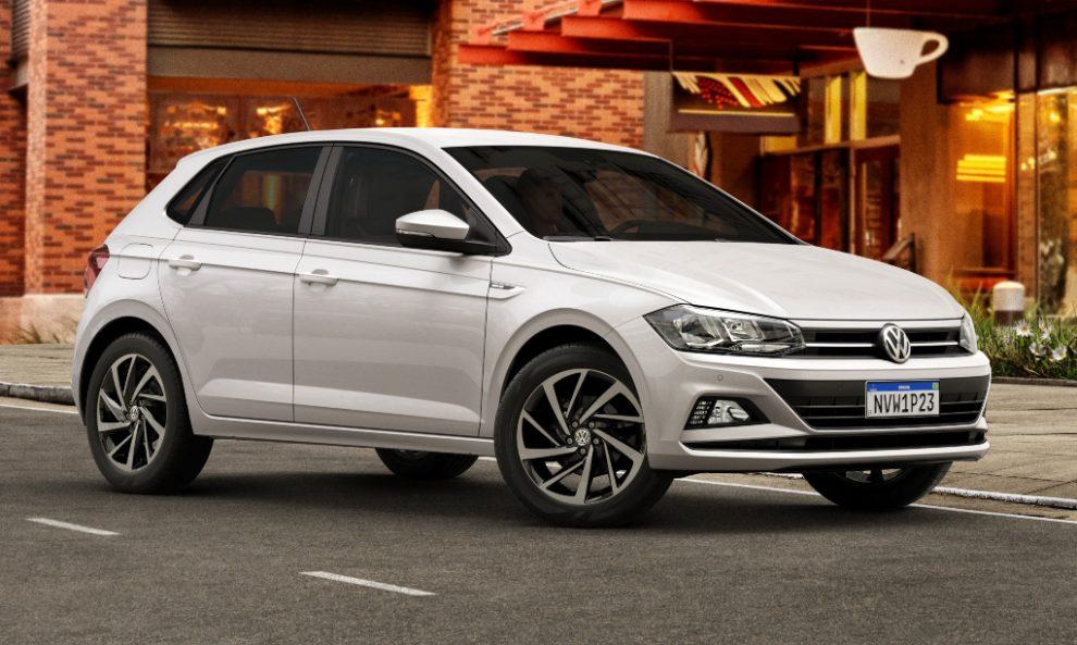 Volkswagen Polo 2022 [divulgação]