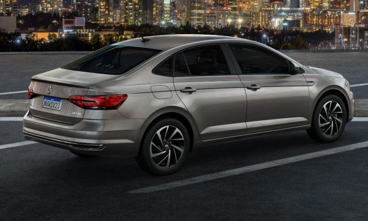 Volkswagen Virtus 2022 [divuglação]