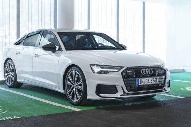 Audi A6 [divulgação]