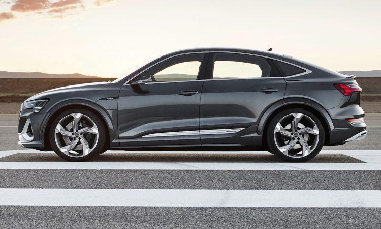 Audi e-tron S Sportback [divulgação]