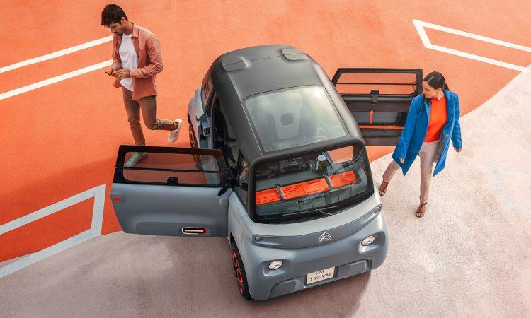 Citroën Ami [divulgação]