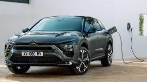 Citroën C5 X [divulgação]