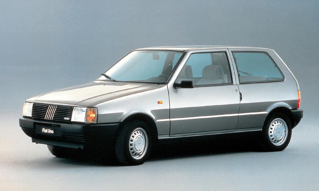 Fiat Uno Selecta [divulgação]