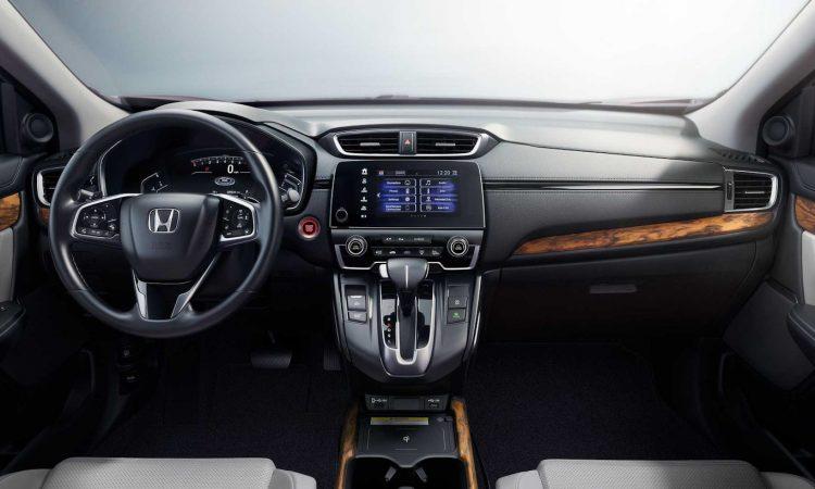 Honda CR-V Touring 2021 [divulgação]