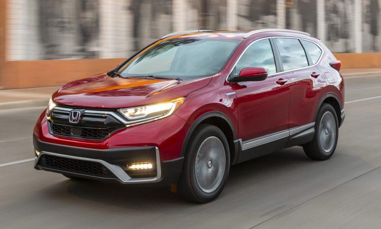 Honda CR-V e:HEV [divulgação]