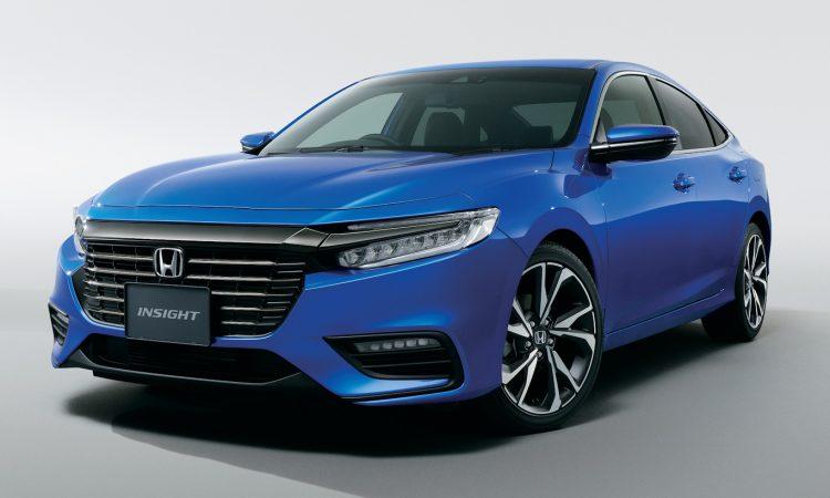 Honda Insight [divulgação]