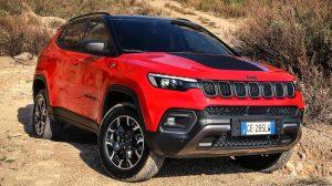 Jeep Compass diesel Trailhawk 2022 [divulgação]