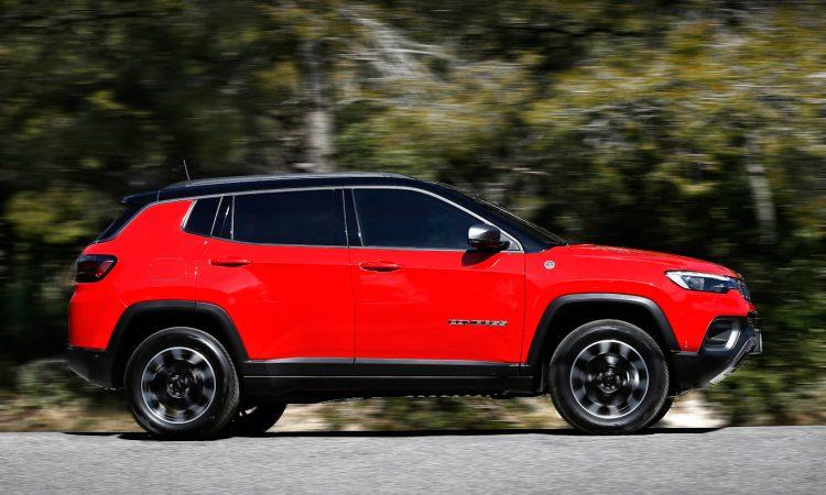 Jeep Compass Trailhawk 2022 [divulgação]