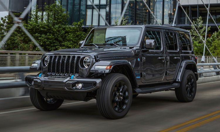 Jeep Wrangler 4xe [divulgação]