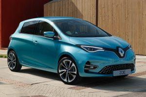 Renault Zoe 2022 [divulgação]