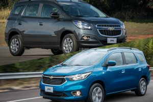 Chevrolet Spin [divulgação