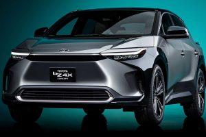 Toyota bZ4X [divulgação]