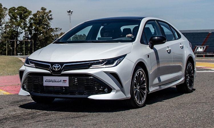 Toyota Corolla GR Sport [divulgação]