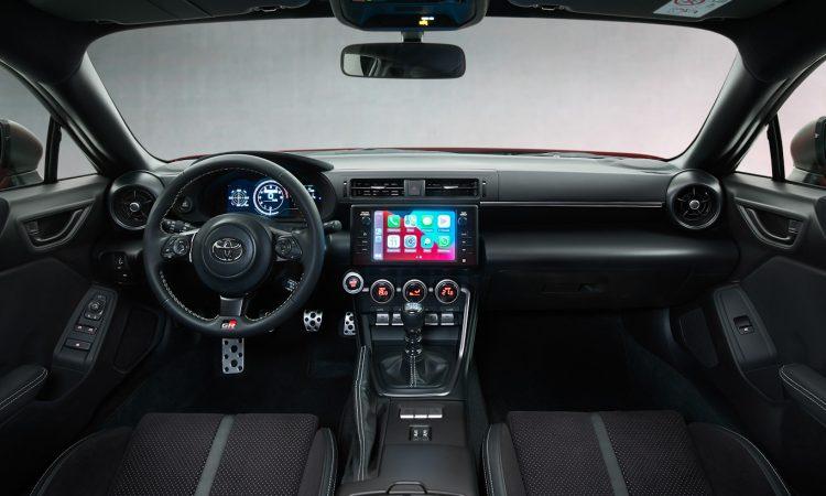 Toyota GR 86 [divulgação]