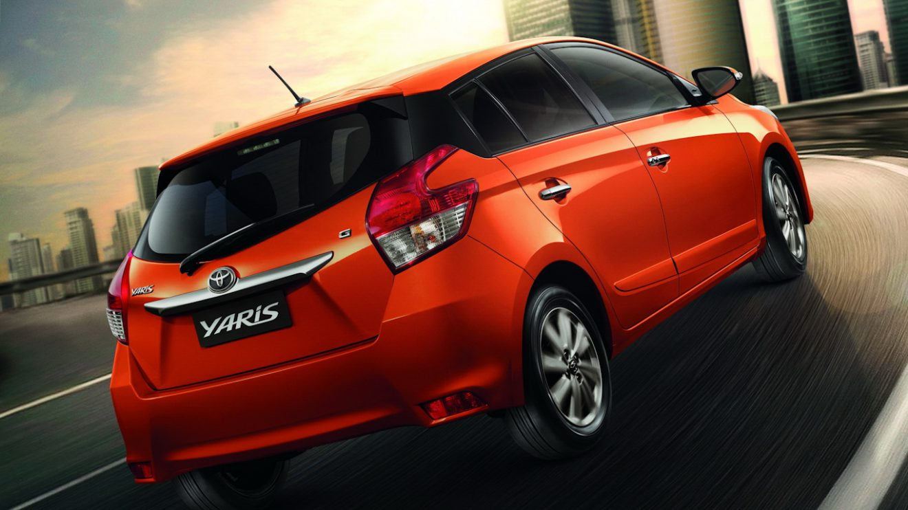 Toyota Yaris (XP150) [divulgação]