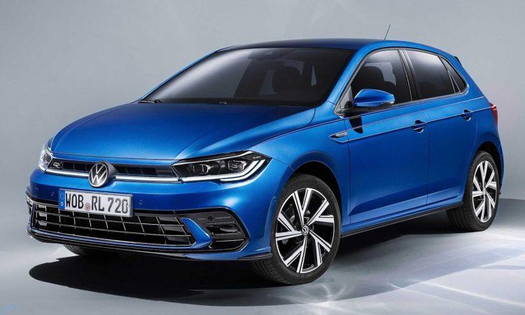 Volkswagen Polo R-Line 2022 [divulgação]