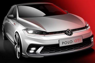 Volkswagen Polo GTI teaser [divulgação] GTS 2023