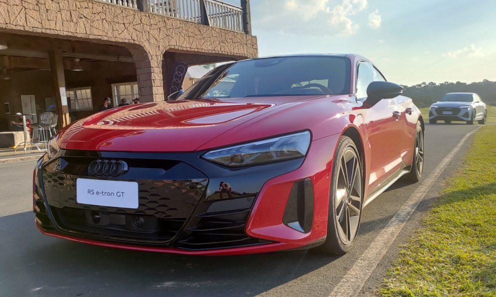 Audi RS e-tron GT [Auto+ / João Brigato]