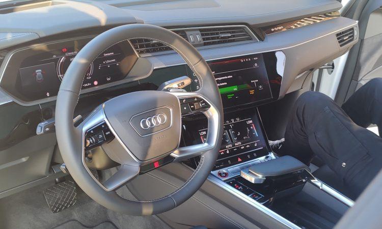 Audi e-tron S Sportback [Auto+ / João Brigato]