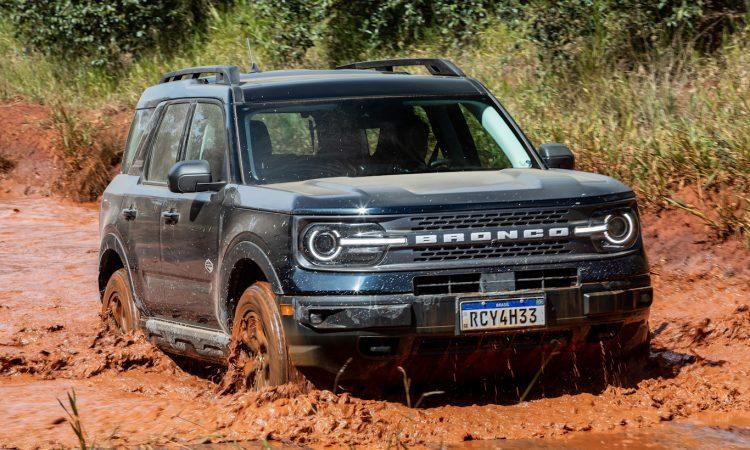 Ford Bronco Sport [divulgação]