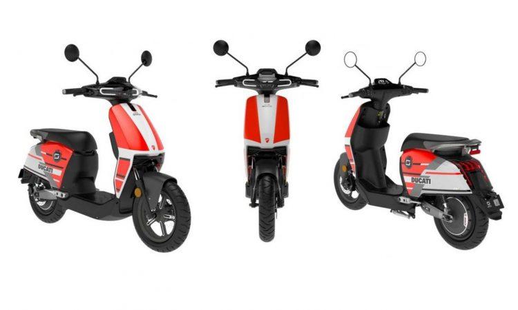 Super Soco CuX Ducati [divulgação]