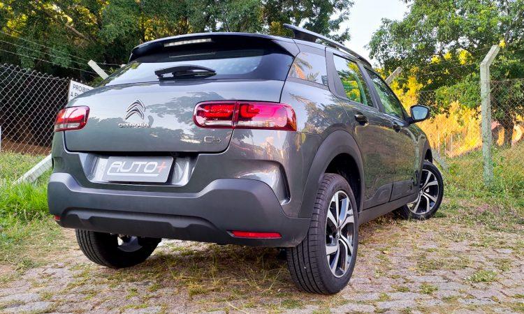 Citroën C4 Cactus THP [Auto+ / João Brigato]
