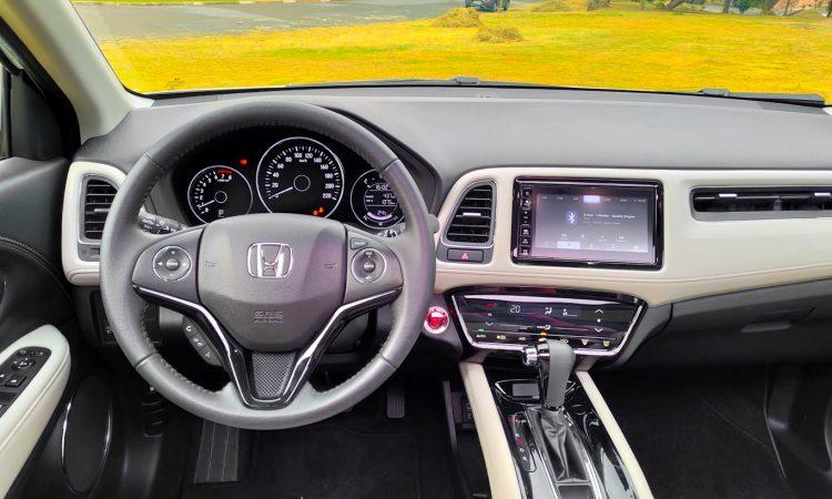 Honda HR-V Touring [Auto+ / João Brigato]