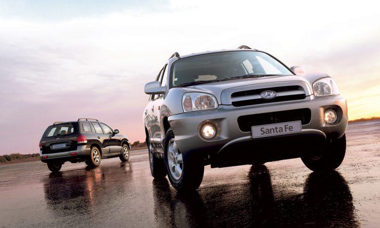Hyundai Santa Fe [divulgação] carros