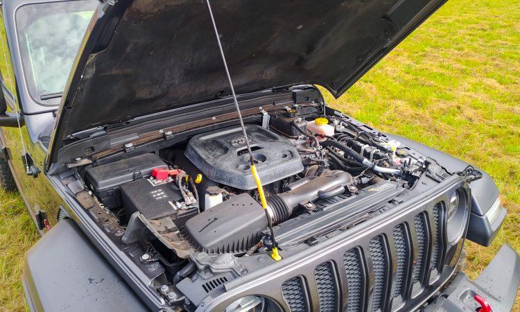 Jeep Wrangler Rubicon [Auto+ / João Brigato]