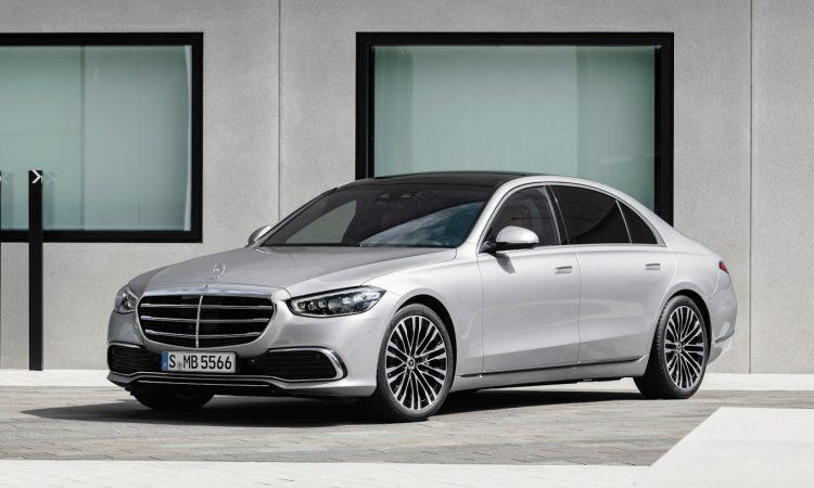 Mercedes-Benz Classe S [divulgação]