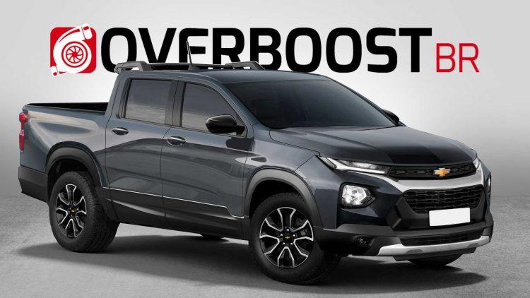 Chevrolet Montana 2022 [@overboostbr]