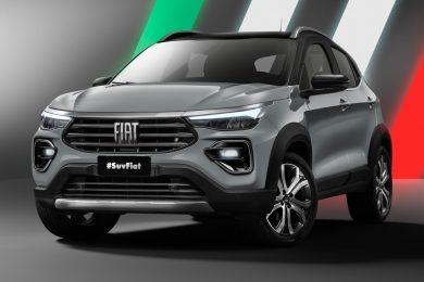 SUV Fiat [divulgação] Argo