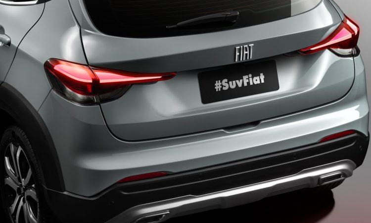 Fiat SUV [divulgação] Argo