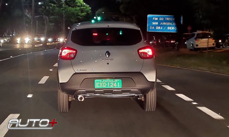 Renault Kwid 2022 [Auto+ / João Brigato]