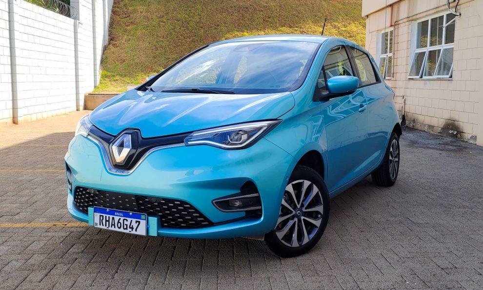 Renault Zoe Intense 2022 [Auto+ / João Brigato]