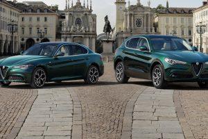 Alfa Romeo Giulia e Stelvio [divulgação]