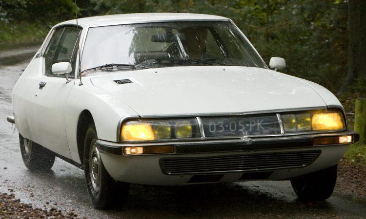 Citroën SM [divulgação]