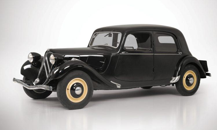 Citroën Traction Avant [divulgação]