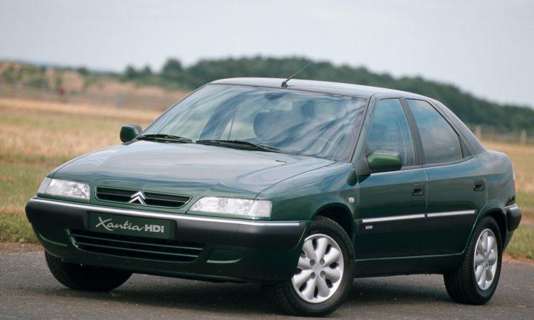 Citroën Xantia [divulgação]