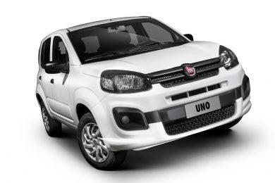 Fiat Uno Attractive [divulgação]