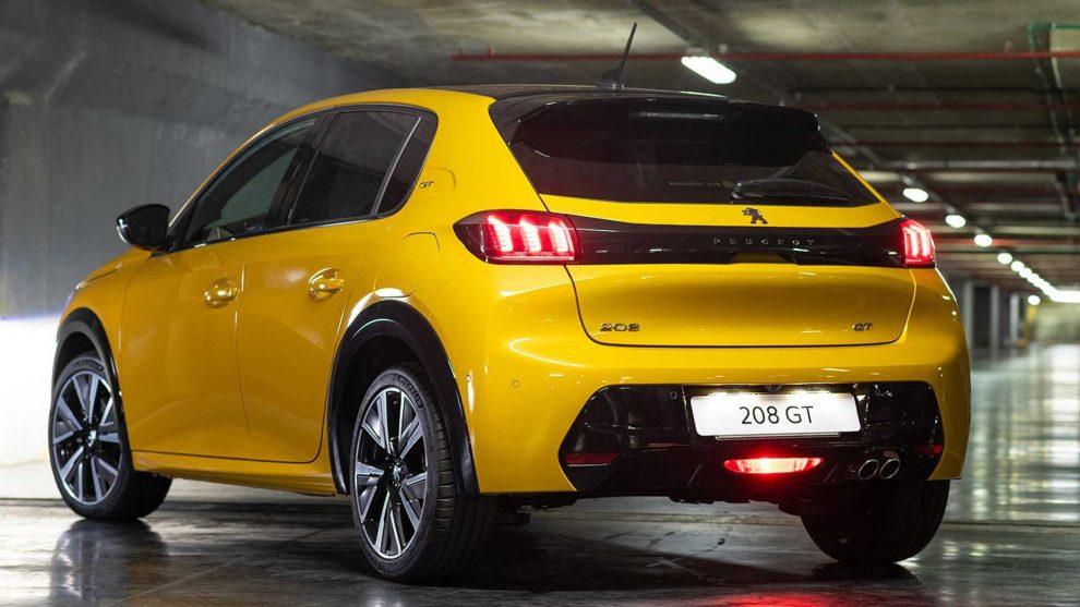 Peugeot 208 turbo GT [divulgação]