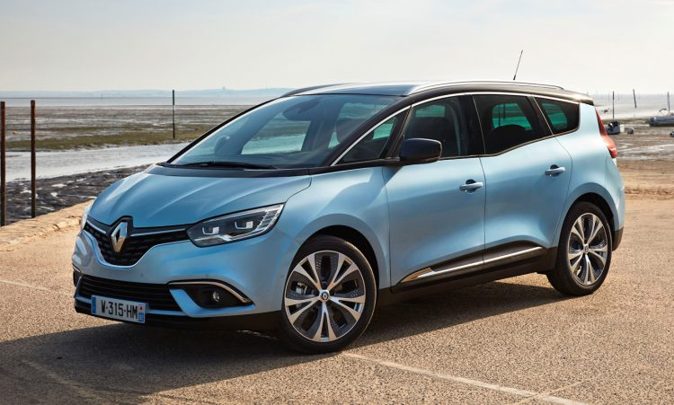 Renault Grand Scénic [divulgação]