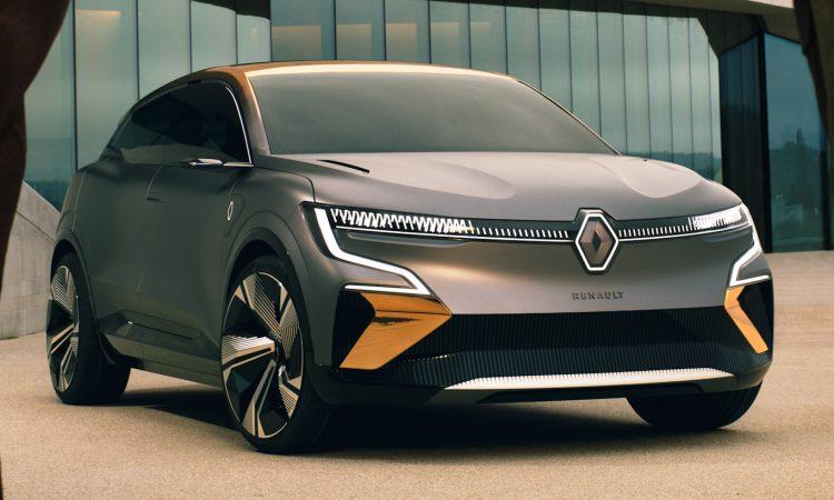 Renault Mégane eVision [divulgação]