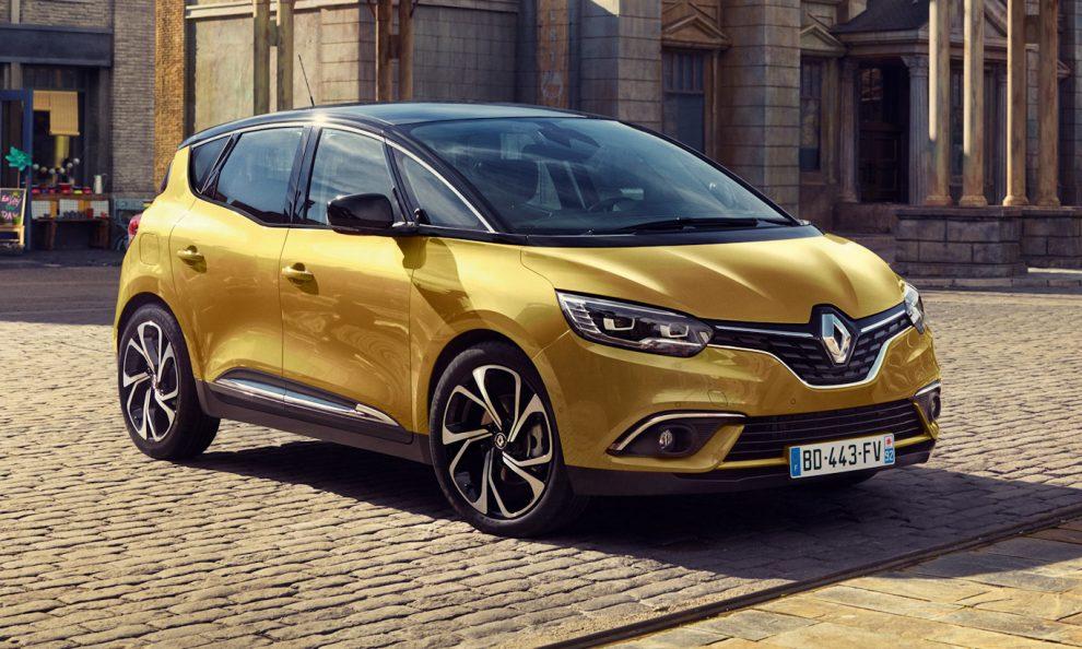 Renault Scénic [divulgação]
