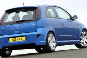 Vauxhall Corsa OPC [divulgação]