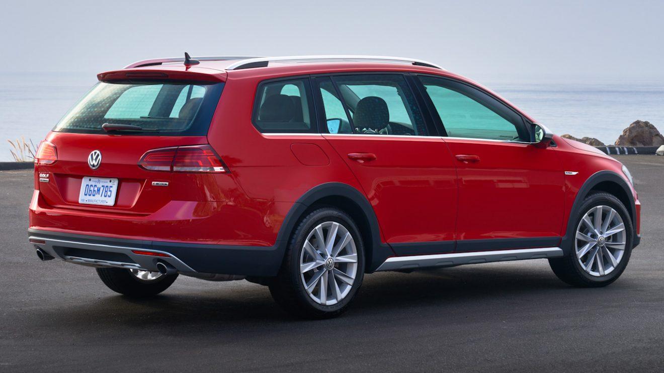 Volkswagen Golf Alltrack [divulgação]
