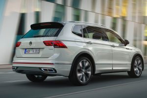 Volkswagen Tiguan Allspace R-Line 2022 [divulgação]